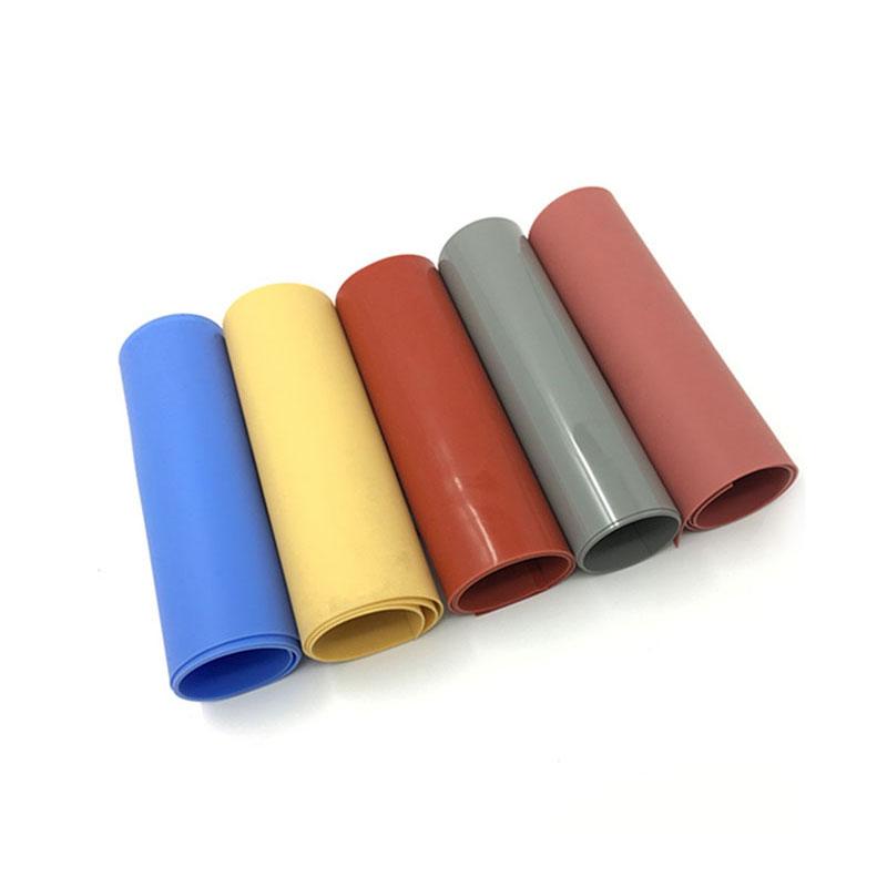 彩色氯丁橡胶环保EPDM NBR FKM硅橡胶板
