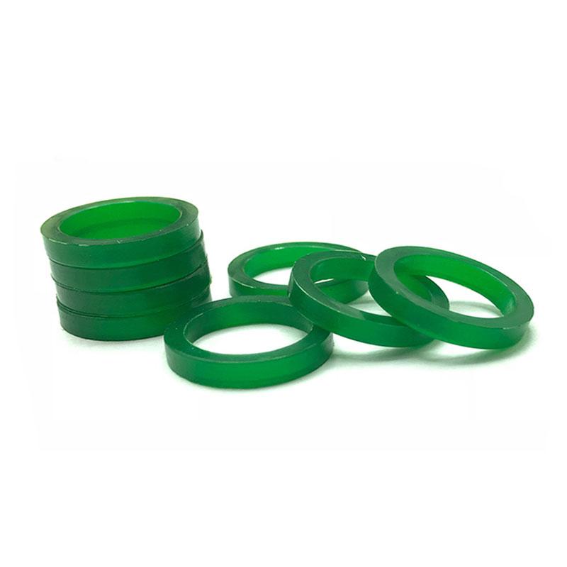 绿色平垫圈