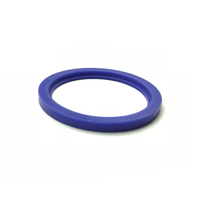 SMS圆形蓝色联硅胶垫圈