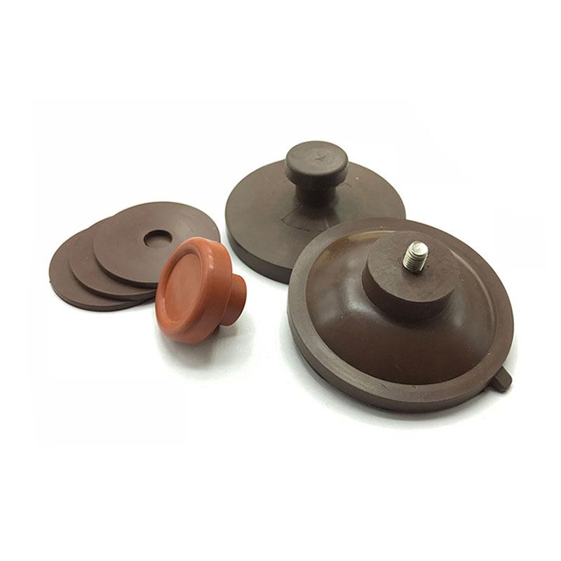 真空使用FKM特殊形状的橡胶零件